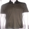 YesNoMaybe - Mens Olive Crests Polo