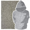 Supreme Being - Repeat Hood Heather Grey